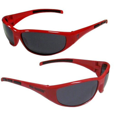 MSunglasses - Texas Tech Red Raiders NCAA Wrap Sunglasses