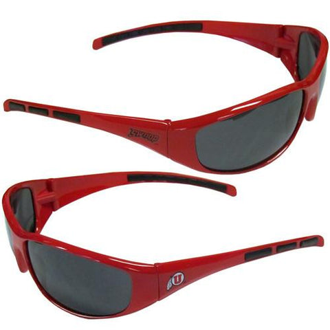 MSunglasses - Utah Utes NCAA Wrap Sunglasses