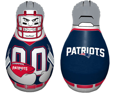 New England Patriots Tackle Buddy Punching Bag