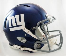 New York Giants Revolution Speed Pro Line Helmet