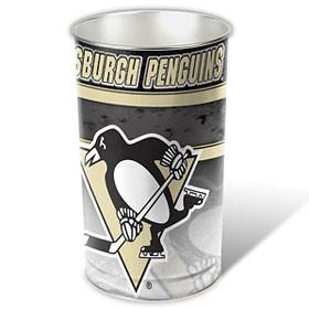 "Pittsburgh Penguins 15"" Waste Basket"