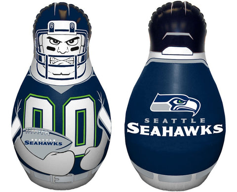 Seattle Seahawks Tackle Buddy Punching Bag