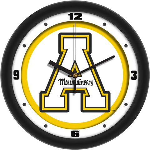 Appalachian State Mountaineers Traditional Wall Clock