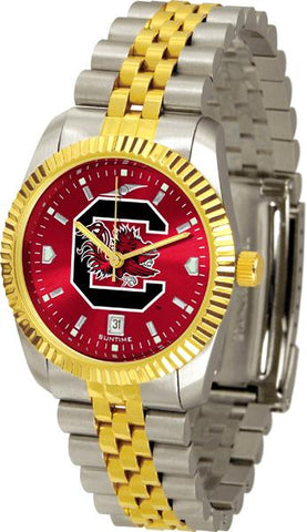 South Carolina Gamecocks Men's Executive AnoChrome Watch