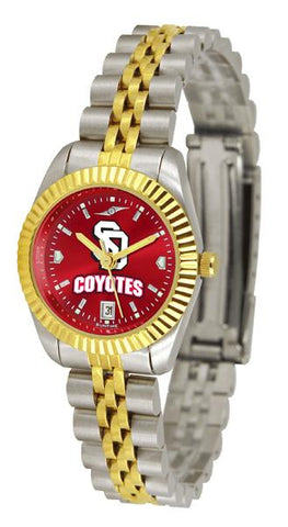 South Dakota Coyotes Ladies' Executive AnoChrome Watch