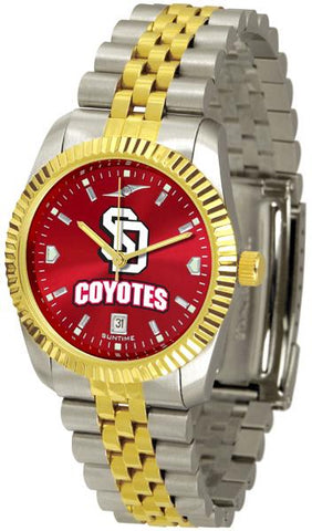 South Dakota Coyotes Men's Executive AnoChrome Watch