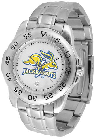 South Dakota State Jackrabbits Sport Steel Watch