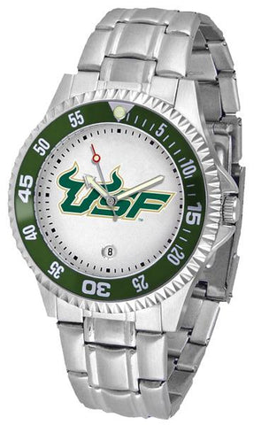 South Florida Bulls Competitor Steel Watch