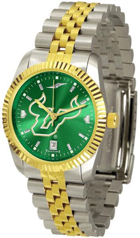 South Florida Bulls Men's Executive AnoChrome Watch
