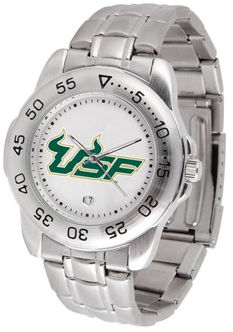 South Florida Bulls Sport Steel Watch