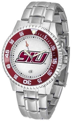 Southern Illinois Salukis Competitor Steel Watch