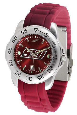 Southern Illinois Salukis Sport AC AnoChrome Watch