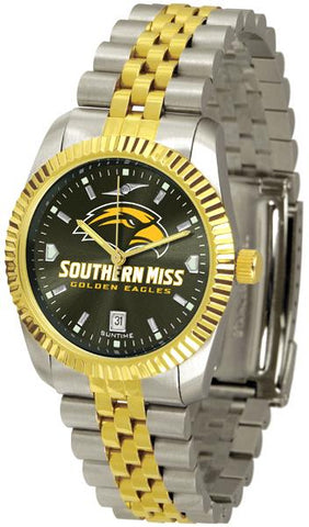 Southern Mississippi Eagles Men's Executive AnoChrome Watch