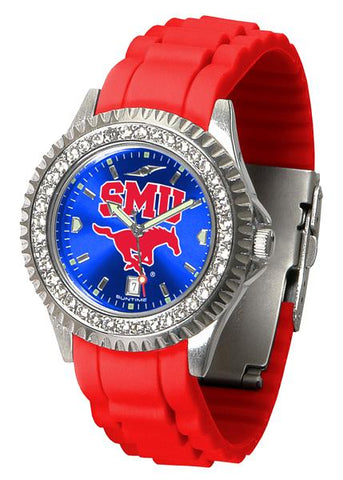 Southern Methodist University Mustangs Sparkle Watch