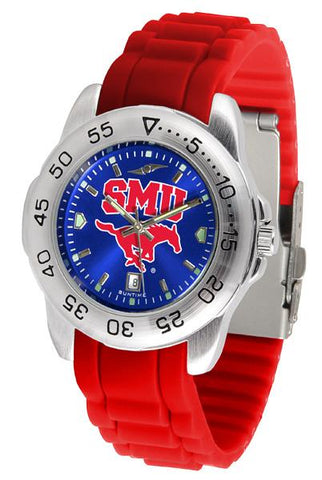 Southern Methodist University Mustangs Sport AC AnoChrome Watch