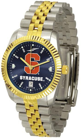Syracuse Orange Men's Executive AnoChrome Watch
