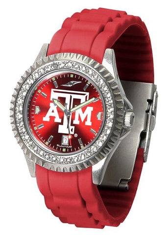 Texas A&M Aggies Sparkle Watch
