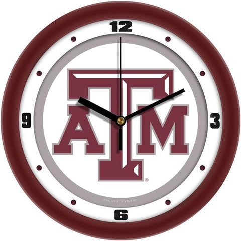 Texas A&M Aggies Traditional Wall Clock