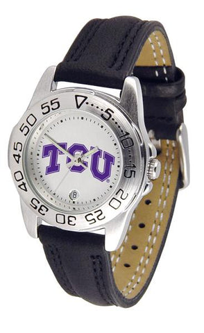 Texas Christian Horned Frogs Ladies' Sport Watch