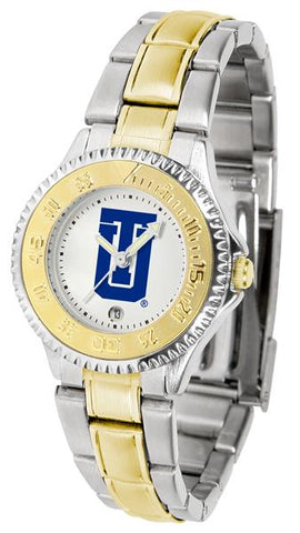 Tulsa Golden Hurricane Competitor Ladies Two-Tone Watch