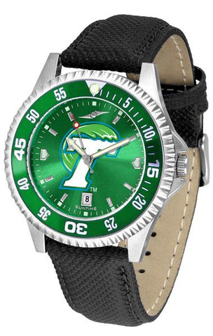 Tulane University Green Wave Competitor AnoChrom Watch
