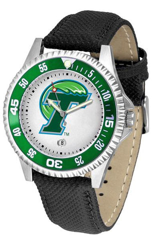 Tulane University Green Wave Competitor Watch