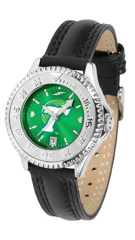 Tulane University Green Wave Ladies' Competitor AnoChrome Watch