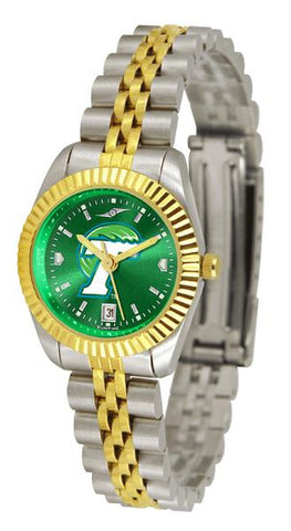 Tulane University Green Wave Ladies' Executive AnoChrome Watch
