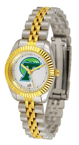Tulane University Green Wave Ladies' Executive Watch