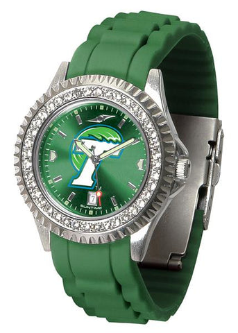 Tulane University Green Wave Sparkle Watch