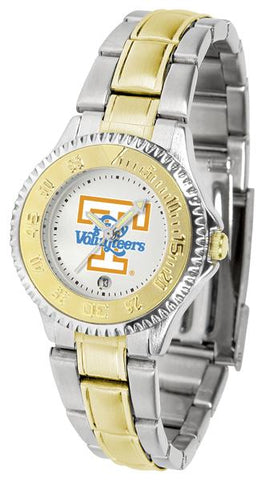 Tennessee Lady Volunteers Competitor Ladies Two-Tone Watch