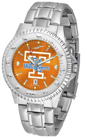 Tennessee Lady Volunteers Competitor Steel AnoChrome Watch