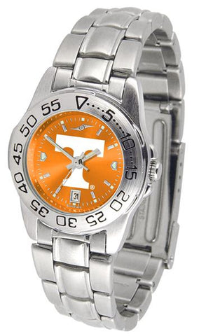 Tennessee Volunteers Ladies' Sport Steel AnoChrome Watch