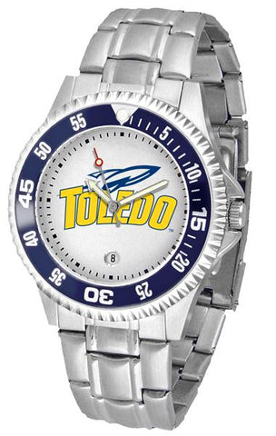 Toledo Rockets Competitor Steel Watch