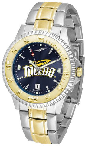Toledo Rockets Competitor Two-Tone AnoChrome Watch
