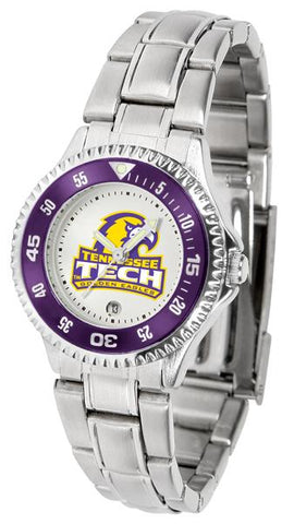 Tennessee Tech Eagles Competitor Ladies Steel Watch