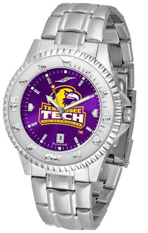 Tennessee Tech Eagles Competitor Steel AnoChrome Watch