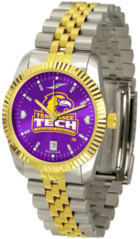 Tennessee Tech Eagles Men's Executive AnoChrome Watch