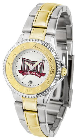 Troy Trojans Competitor Ladies Two-Tone Watch