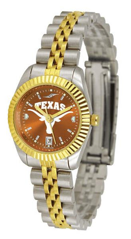 Texas Longhorns Ladies' Executive AnoChrome Watch