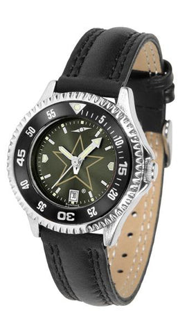 Vanderbilt Commodores Competitor Ladies' AnoChrom Watch