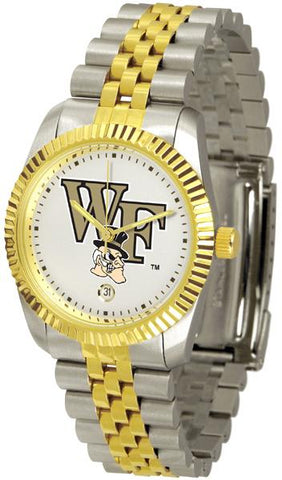 Wake Forest Demon Deacons Men's Executive Watch
