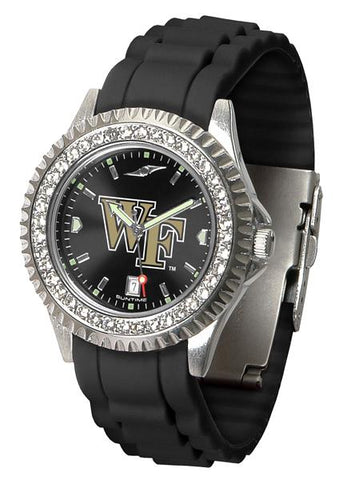 Wake Forest Demon Deacons Sparkle Watch
