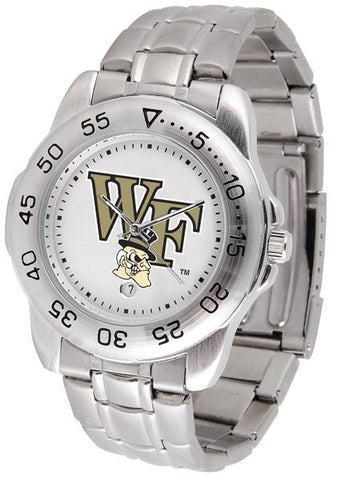 Wake Forest Demon Deacons Sport Steel Watch