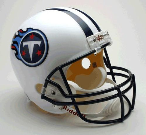 Tennessee Titans Riddell Deluxe Replica Helmet