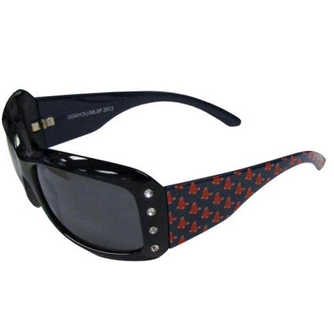WSunglasses - Boston Red Sox MLB Womens Designer Sunglasses