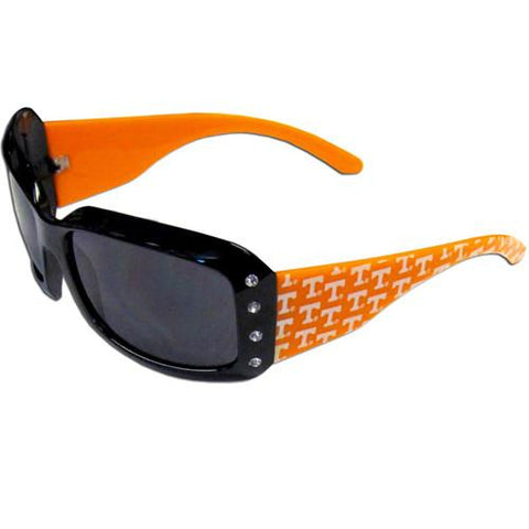 WSunglasses - Tennessee Volunteers NCAA Women's Rhinestone Designer Sunglasses