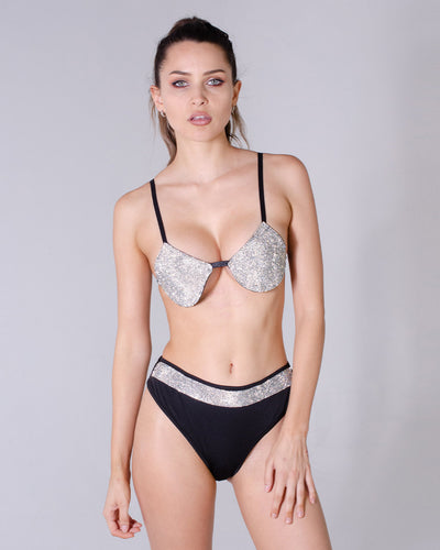 Diamond Dreamz Set (Bra + Bottom)