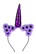 Original LED Ears - Purple Unicorn