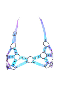 Electric Daisy Girl Harness Bralette